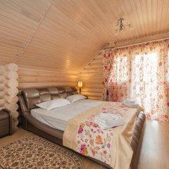 Эко-отель Озеро Дивное 3* Коттедж с различными типами кроватей фото 3