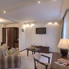 Гостиница Голубая Лагуна Студия с различными типами кроватей фото 4