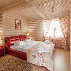 Эко-отель Озеро Дивное 3* Коттедж с различными типами кроватей фото 7