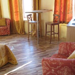 Гостиница Антик Рахманинов комната для гостей фото 3