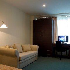 Гостиница Уланская 3* Номер Делюкс с различными типами кроватей фото 4