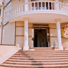 Гостиница Via Sacra вид на фасад фото 3