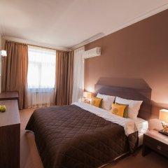 Гостиница Горная Резиденция АпартОтель Улучшенные апартаменты с различными типами кроватей