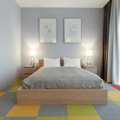 Гостиница Ракурс Стандартный номер с различными типами кроватей фото 4