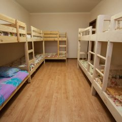 Хостел Алексеево-1 Кровать в мужском общем номере с двухъярусными кроватями фото 3
