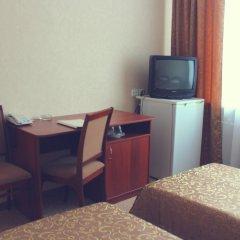 Гостиница AMAKS Центральная Номер Эконом разные типы кроватей фото 11