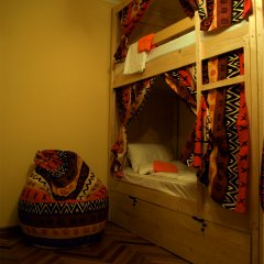Suricata Hostel Кровать в общем номере с двухъярусной кроватью фото 2