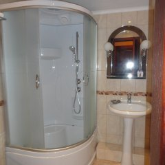 Гостиница Перекресток Джаза ванная фото 3