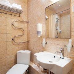 Гостиница Охтинская 3* Номер Бизнес с различными типами кроватей фото 9