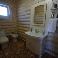 Эко-отель Озеро Дивное 3* Люкс с различными типами кроватей фото 14