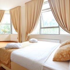 Гостиница SkyPoint Шереметьево 3* Номер Бизнес с двуспальной кроватью фото 2