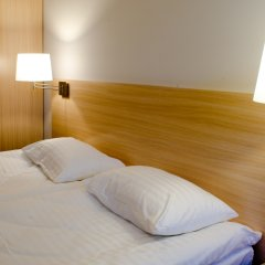 Гостиница Атлантика (бывш. Оптима) 3* Стандартный номер с различными типами кроватей фото 5