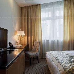 Гринвуд Отель 4* Стандартный номер с различными типами кроватей фото 9