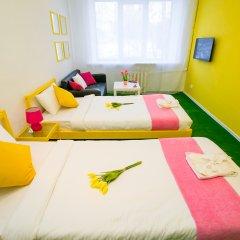 Мини-отель Лето Екатеринбург комната для гостей фото 5