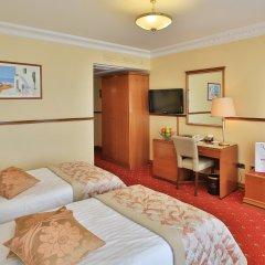 Гостиница Золотое кольцо 5* Номер Делюкс разные типы кроватей фото 2