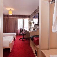 Marins Park Hotel Novosibirsk 4* Номер Бизнес с разными типами кроватей фото 12
