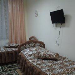 Мини-Отель на Сухаревской Кровать в общем номере с двухъярусными кроватями