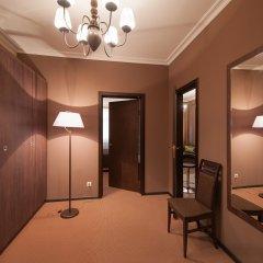 Гостиница Горная Резиденция АпартОтель Люкс с различными типами кроватей фото 2