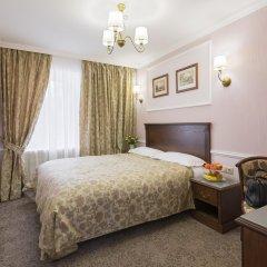 Гостиница Старый Город на Кузнецком 3* Улучшенный номер двуспальная кровать