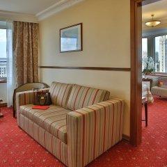 Гостиница Золотое кольцо 5* Полулюкс с различными типами кроватей фото 4