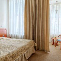 Гостиница Комфорт 3* Улучшенный номер двуспальная кровать фото 3