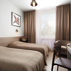 Гостиница Ярославская 3* Номер Комфорт с различными типами кроватей