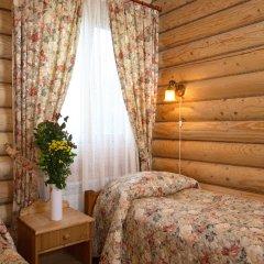 Гостиница Царьград 5* Коттедж с различными типами кроватей фото 9