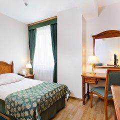 Qubus Hotel Wroclaw 4* Стандартный номер с различными типами кроватей фото 2
