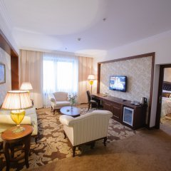 Президент-Отель 5* Люкс разные типы кроватей фото 3