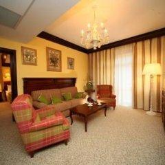 Гранд Отель Поляна 5* Семейный люкс с двуспальной кроватью фото 4