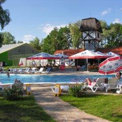 Спорт-отель Селена бассейн фото 3