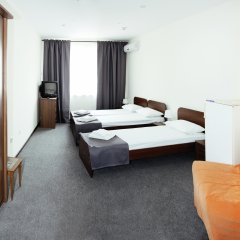 Гостиница Эдем 2* Стандартный номер с разными типами кроватей фото 3