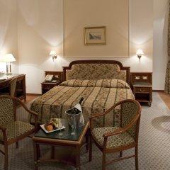 TOP Hotel Ambassador-Zlata Husa 4* Стандартный номер с разными типами кроватей фото 6