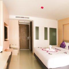Отель Andatel Grandé Patong Phuket 4* Номер категории Премиум с различными типами кроватей фото 8