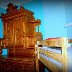 Хостел Old Flat на Советской Кровать в общем номере с двухъярусной кроватью фото 5