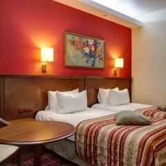 Ареал Конгресс отель 4* Стандартный номер разные типы кроватей фото 2