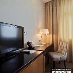 Гринвуд Отель 4* Стандартный номер с различными типами кроватей фото 10