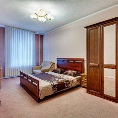Апартаменты Абсолют Апартаменты с 2 отдельными кроватями фото 15