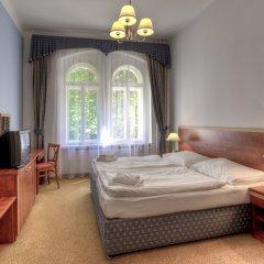Отель Villa Gloria 2* Стандартный номер с различными типами кроватей