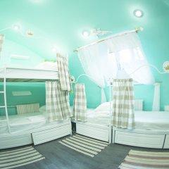 Хостел GOROD Патриаршие Кровать в общем номере с двухъярусной кроватью фото 4