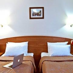Арт-Отель Карелия 4* Номер Бизнес с 2 отдельными кроватями фото 18