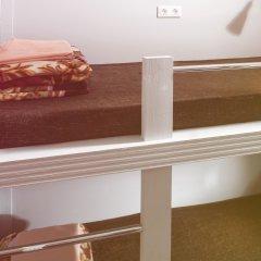 Хостел Привет Кровать в общем номере двухъярусные кровати фото 13