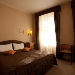 Hotel Leonardo Prague 4* Люкс с различными типами кроватей