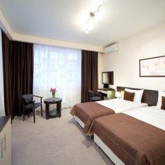 Гостиница Barkhatnye Sezony Aleksandrovsky Sad Resort 3* Стандартный номер с различными типами кроватей фото 4