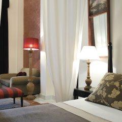 Отель Vincci la Rabida 4* Стандартный семейный номер с различными типами кроватей фото 4