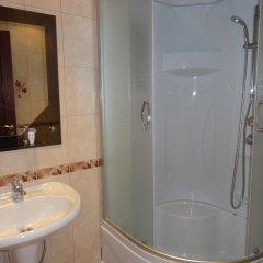 Гостиница Перекресток Джаза ванная