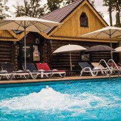 Гостиница Bellagio бассейн фото 2