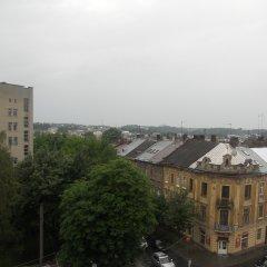 Хостел Легенда Львова балкон