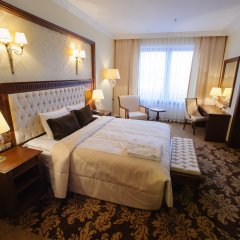 Президент-Отель 5* Стандартный номер разные типы кроватей фото 2