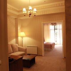Гостиница Золотой Дельфин 3* Люкс с различными типами кроватей фото 6
